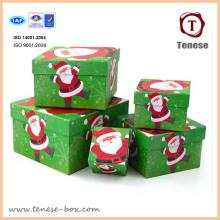 Lovely Christmas Gift Set Packaging Box (S, M, L)