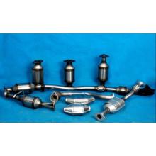 Convertisseur catalytique à trois voies ISO Euro IV