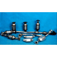 ISO Three-Way Catalytic Converter Euro IV