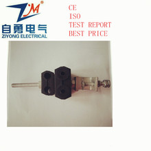 Abrazadera del alimentador con cable de fibra / Abrazadera del alimentador de cable 7 mm * 2 + 8 mm * 2