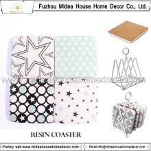Decoración para el hogar Coasters de corcho a granel, corcho Cork Coasters venta al por mayor