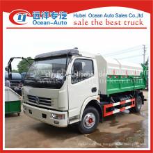 Camión de basura caliente de la alta calidad de la venta DFAC 2015