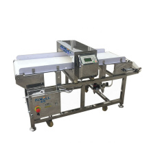 Food Security Detection Conveyor Belt Metal Detector Machine