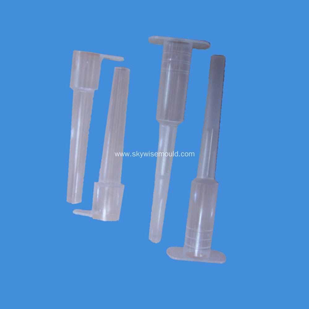 Medical Needle Cylinder Cap Injection Mould