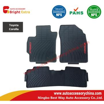 Ajuste personalizado All Weather Car Mat Toyota Corolla