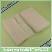 unbleached white kitchen cleaning cheese cloth