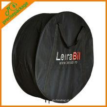 tampa de roda de nylon impermeável de alta qualidade