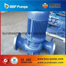 Pompe à eau centrifuge verticale à plusieurs étages