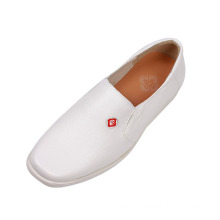 white leather mens work shoes in hospital best medical shoes men