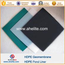 Épaisseur imperméable de panneau de HDPE 3mmx1mx2m