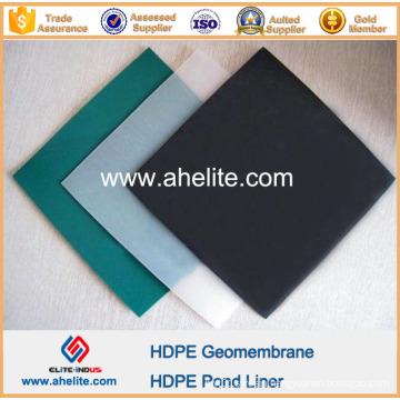 HDPE Waterproof Board Thickness 3mmx1mx2m