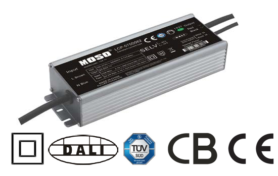 DALI LED power supply