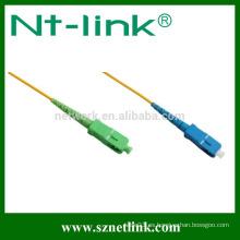 Cordón de conexión de fibra óptica Netlink Single mode
