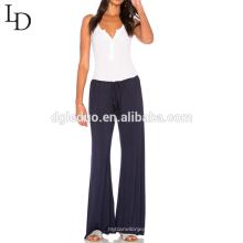 Elegante señoras de ocio de alta calidad de las mujeres pantalones