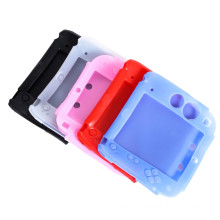5 Styles Soft Silicone Rubber Skin Case Cover for Nintendo 2DS