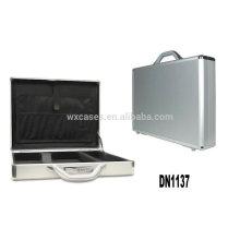 nuevo caso de llegada fuerte de aluminio portable del ordenador portátil de fábrica de China