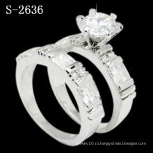 Горячая Продажа Ювелирные Изделия Украшенные Обручальное Кольцо (С-2636. Jpg)в