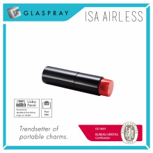 ISA 15ml Twist up botella de loción Airless recargable