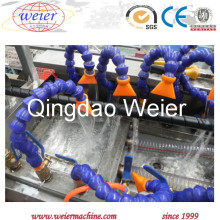 HDPE Spiral Wrapping Band Extrusion Machine From 15 Years Factory