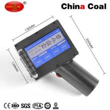Impresora digital de alta velocidad del código del chorro de tinta del PDA del casquillo de botella