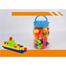 Owl Jar Gift Educational Toys Building Blocks