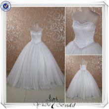 RSW397 дешевые свадебное платье образец фото