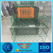 Galvanized Gabion Box Hot Dipped Wire Mesh Basket