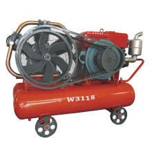 Diesel Portable Piston Air Compressor dengan mesin Sifang