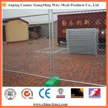 Australie Clôture temporaire de câbles métalliques pour les constructions
