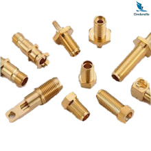 Various Size Precision Lathe Spare Car Parts
