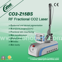 Z15bs Portable Medical and Surgical Fractional CO2 Laser with CE