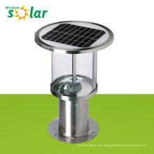 Die höchste Effizienz der Schaltungsentwurf solar betriebene Lampe, Outdoor-Gartenbeleuchtung, solar Rasen Lichter