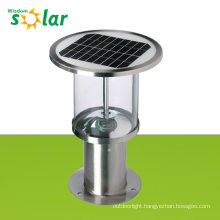 The highest efficiency of circuit design solar powered lamp,outdoor garden lighting, solar lawn lights