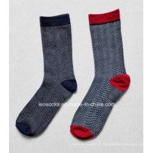 Chaussettes mi-longues en coton pour femmes