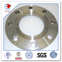 Flange de solda do soquete de aço de carbono classe 600 do ASME B16.47
