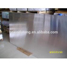Paneles de remolque de aluminio