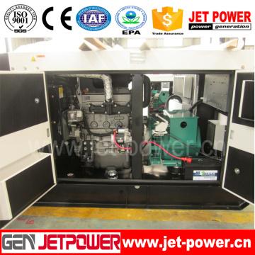 50Hz 20kVA / 16kw Низкошумящий дизельный генератор с двигателем Yanmar