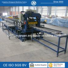 Профилегибочная машина для производства рулонных швов с зарубежными услугами