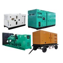 Genset Diesel Industrial Powered by WEICHAI