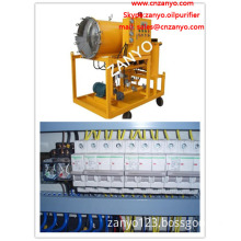 Eco Friendly Hydraulic Oil Cleaning System