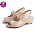 Pansy Comfort Shoes Back-belt Summer Sandals For Ladies