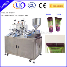 Toothpaste and Cosmetics tube Ultrasonic sealing machine