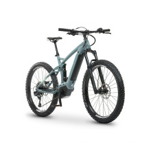 High Configuration Mountain Electric Bike with Motor 48V 500W