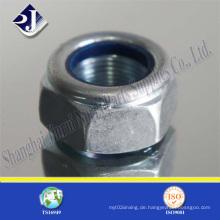 M5-M30 DIN982 Sechskantmutter ohne Metall