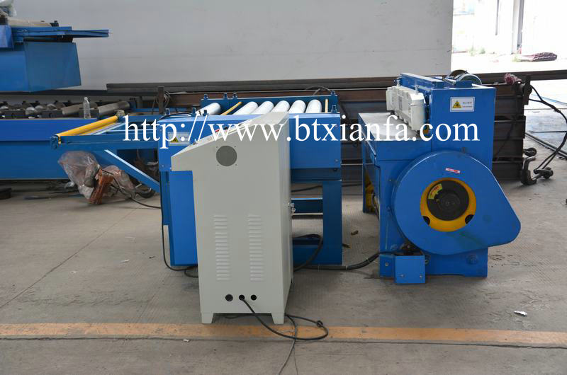 slitting steel machine