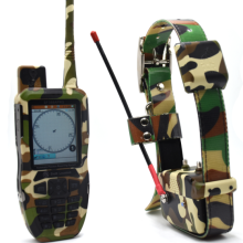 Handheld Tracking System for Sporting Dogs