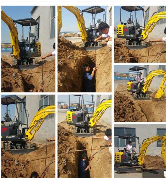 mini excavator hydraulic cylinder