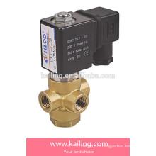 Электромагнитный клапан прямого действия VX серии 3/2 для нормально открытого, закрытого и универсального типа
