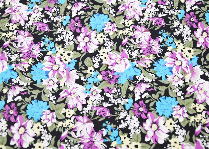 TC 65/35 Printed Uniform Fabric