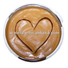 China Cremoso y crujiente marcas de mantequilla de cacahuate